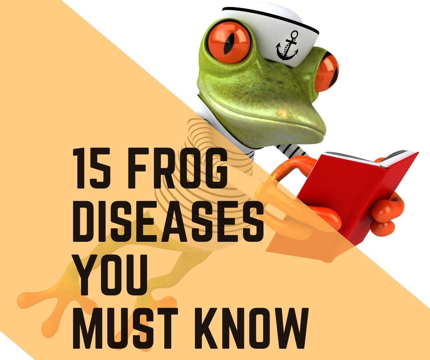 frog diseases